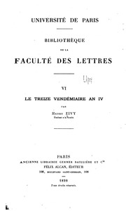 Biblioth que universit de paris facult des lettres et for Chambre de commerce et d industrie de paris ccip