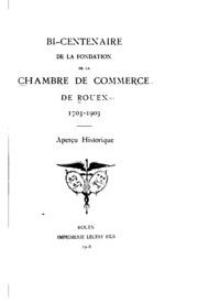 Troisi me centenaire de la fondation de qu bec berceau du for Chambre de commerce francaise au canada