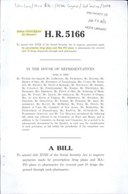 A bill to amend title XVIII of the Social Security Act to improve payments made by prescription drug plans and MD-PD plans to pharmacies for covered part D drugs dispensed through such pharmacies