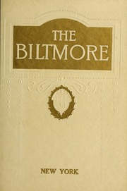 The     Biltmore New York :...