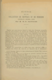 Vol 9: Notice sur une Collection de Reptiles et de Poissons recueillie a Majumba, Congo
