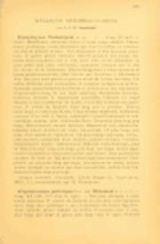 Vol 57: Mélanges myrmécologiques