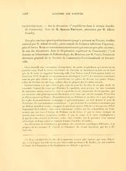 Vol 141: Sur la decouverte d-amphibiens dans le terrain houiller de Commentry
