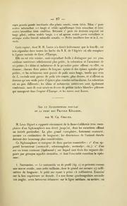 Vol 1899: Sur un Siphonophore nouveau de la tribu des Prayidae Kolliker
