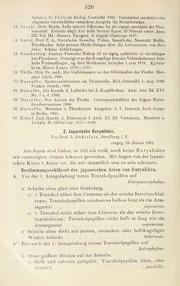 Vol 25: Japanische Euryaliden