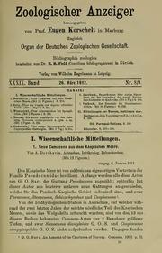 Vol 39: Neue Cumaceen aus dem Kaspischen Meere