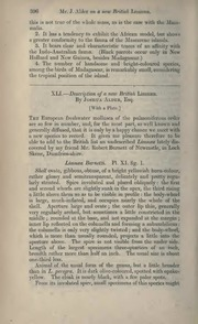 Vol 2: XLI.—Description of a new British Limnæa