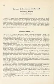 Vol 34: Ein neuer Orthonotus aus Griechenland Heteroptera, Miridae