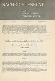 Vol 38: Studien zur Revision der palaearktischen Aradidae Heteroptera. 2. Ein neuer Aradus aus der betulae-Gruppe