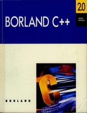 borland :: borland C++ :: Borland C++ Version 2 0 Library