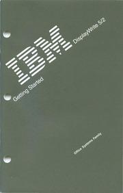 IBM DisplayWrite