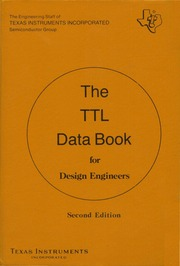 Ti databooks the ttl data book for design engineers 2ed 1981 ti databooks the ttl data book for design engineers 2ed 1981 free download amp streaming internet archive fandeluxe Images