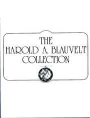 Harold A. Blauvelt, Iberoamerican and 1715 Spanish Treasure Fleet Collections
