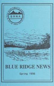 Blue Ridge News: Spring 1998