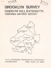 Boerum Hill Extension proposed historic district