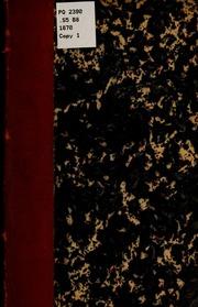 Bohème et noblesse