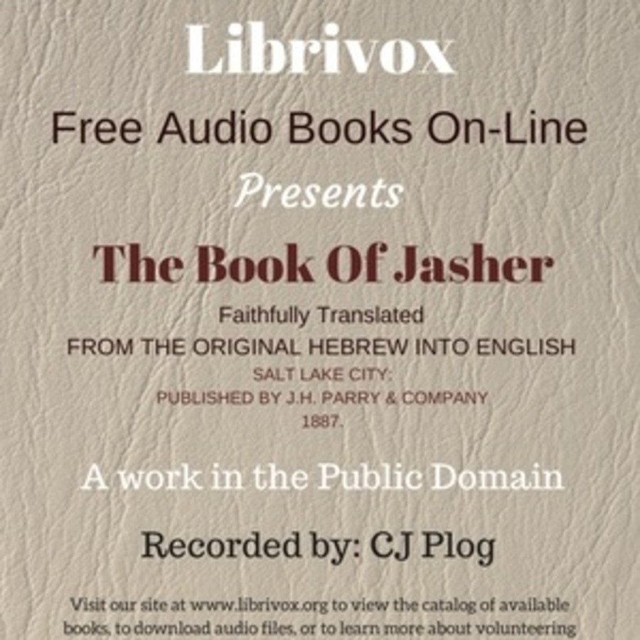 The Book Of Jasher : Anonymous : Free Download, Borrow, and