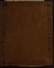 Book No. 2 or D--Notes and Extracts, Deerfield 1820, Containing data for History Hoyt's journal contains his notes and research on the French and Indian Wars of the 1750s.