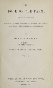 Book of the farm stevens