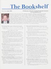 The Bookshelf: Vol. 1 No. 4, July 2009