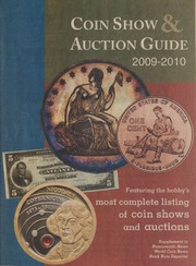 Coin Show & Auction Guide 2009-2010