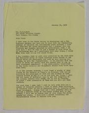 F.C.C. Boyd Correspondence, File 5, 1958-2003