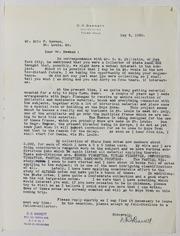 Boys Town Correspondence, File 1, 1950-1951