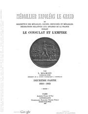 Médaillier Napoléon le Grand