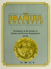 The Brasher Bulletin, Vol. 10, No. 1