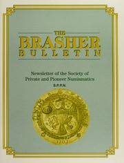 The Brasher Bulletin, Vol. 11, No. 1