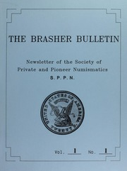 The Brasher Bulletin, Vol. 1, No. 1