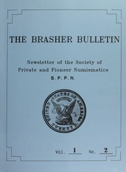 The Brasher Bulletin, Vol. 1, No. 2