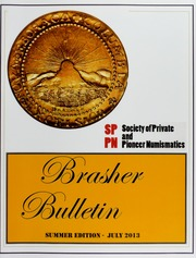 The Brasher Bulletin, Vol. 1, No. 3