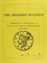 The Brasher Bulletin, Vol. 2, No. 2