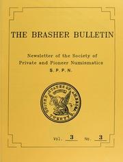 The Brasher Bulletin, Vol. 3, No. 3
