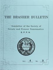 The Brasher Bulletin, Vol. 4, No. 3