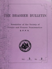 The Brasher Bulletin, Vol. 5, No. 2