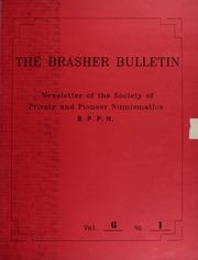The Brasher Bulletin, Vol. 6, No. 1