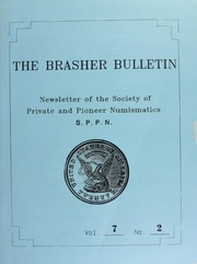 The Brasher Bulletin, Vol. 7, No. 2