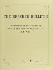 The Brasher Bulletin, Vol. 8, No. 2