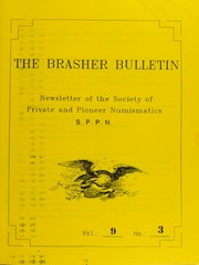 The Brasher Bulletin, Vol. 9, No. 3