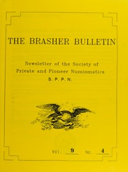 The Brasher Bulletin, Vol. 9, No. 4