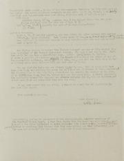 Walter H. Breen Correspondence, File 1, 1951-1956