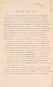 Breezy Point : draft, 8/1/63
