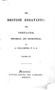 British essayist