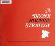 A     Bronx housing strategy
