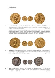 Auction 2 Ancient, British, Foreign Coins, Medals