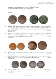 Auction 11 17th, 18th and 19th Century Tokens