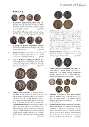 Baldwin's of St. James's Auction 25 - Argentum