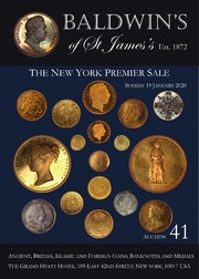 Baldwin's of St. James's Auction 41